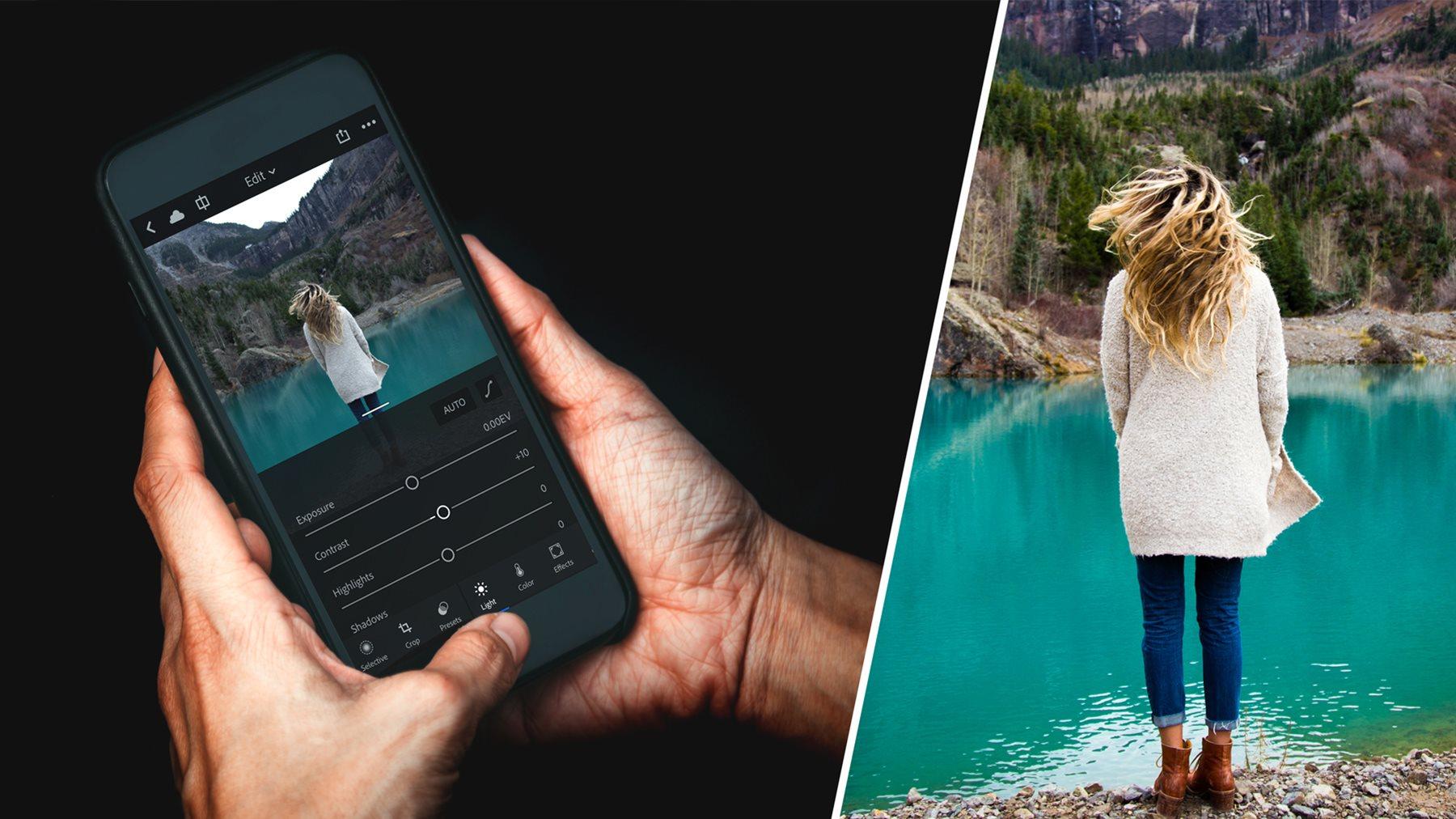 7 ứng dụng chỉnh sửa ảnh tốt nhất trên điện thoại dành cho phóng viên
